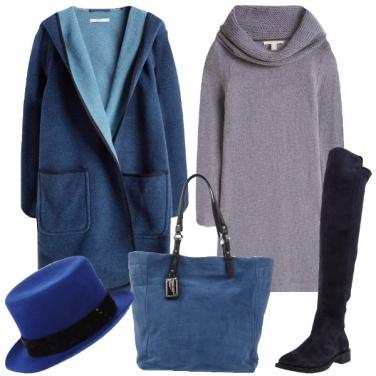 Outfit Il pomeriggio è tutto azzurro
