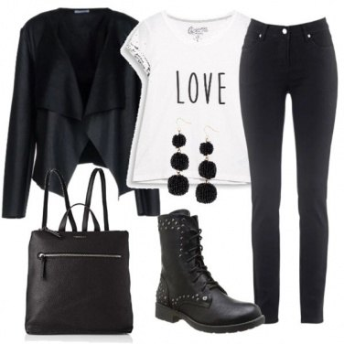 Outfit Rock #2986