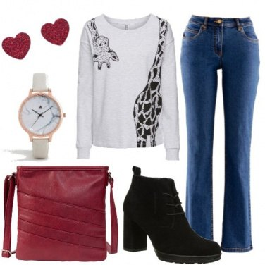 Outfit Urban #6970
