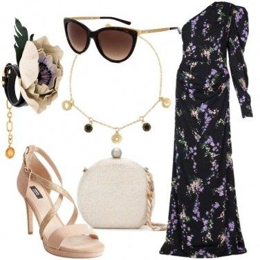 Outfit Un look da diva