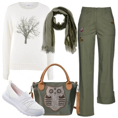 Outfit Autunnale in low cost