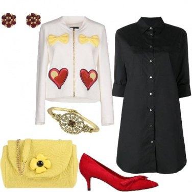 Outfit Fiocchi &cuori