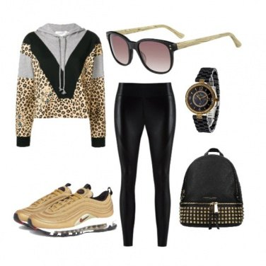 Outfit Urban #6984