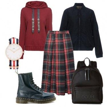 Outfit Rientro a scuola