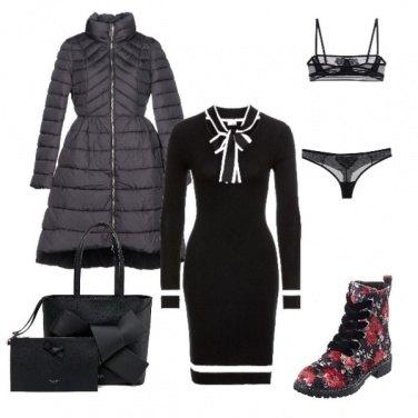 Outfit Primi giorni di freddo