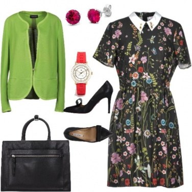 Outfit Campo in fiore