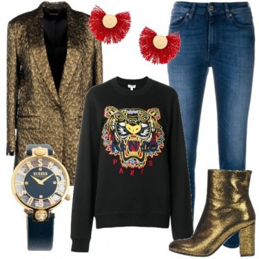 Outfit Rock #2999
