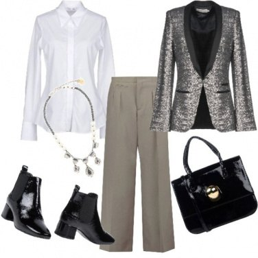 Outfit La giacca che illumina