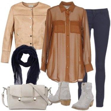 Outfit Con la caduta delle foglie