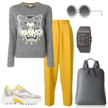 Outfit Mai banale