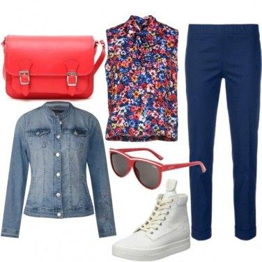Outfit A zonzo per la città