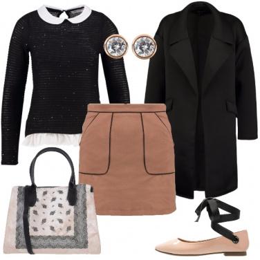 Outfit Ballerine bon ton