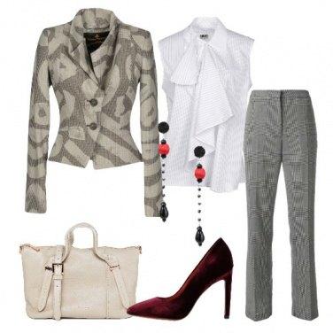 Outfit Mix and match per l\'ufficio