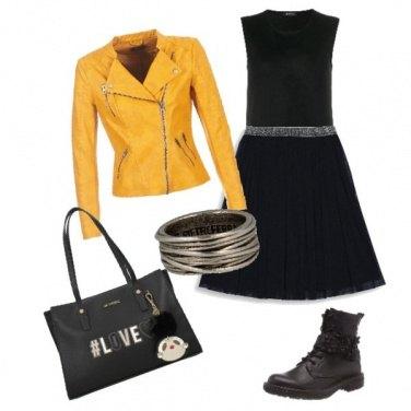 Outfit Rock Color