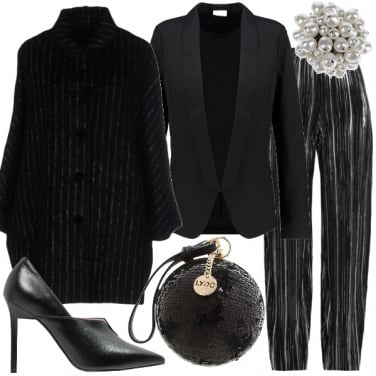 Outfit In riga con stile