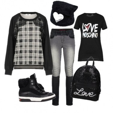 Outfit Love urban