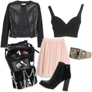 Outfit Rock #3001