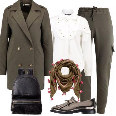 Outfit Il mio stile militare