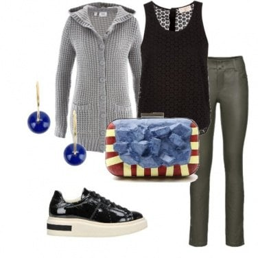 Outfit Urban #7018