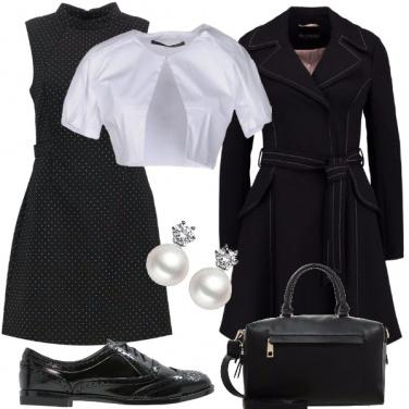 Outfit Elegante, ma senza tacchi