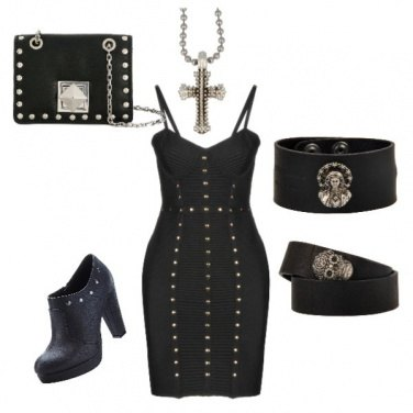 Outfit Rock #3006
