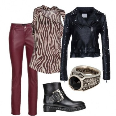 Outfit Rock #3007