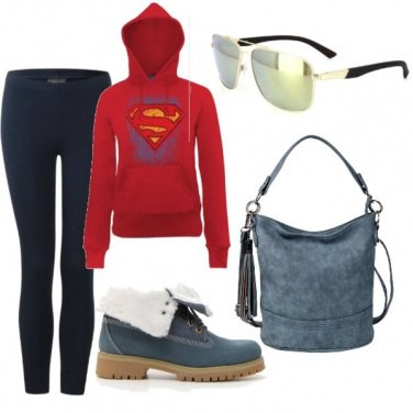 Outfit Urban top