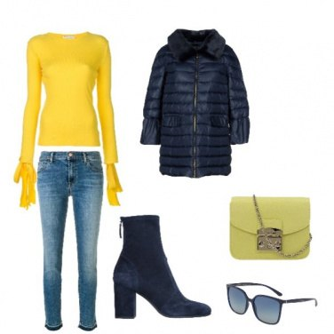 Outfit Urban #7026