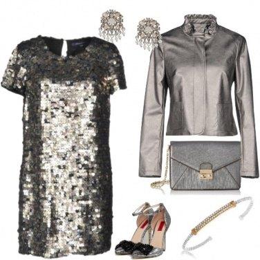 Outfit Sfumature e contrasti