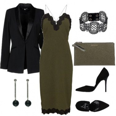 Outfit Sexy #2887