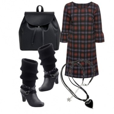 Outfit Urban #7028