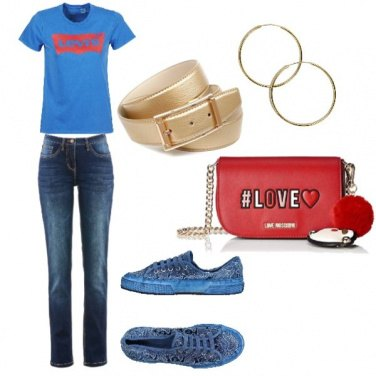 Outfit Casual style