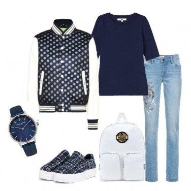 Outfit Mattinata in facoltà