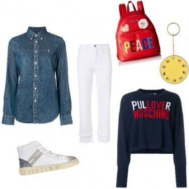 Outfit Urban #7038