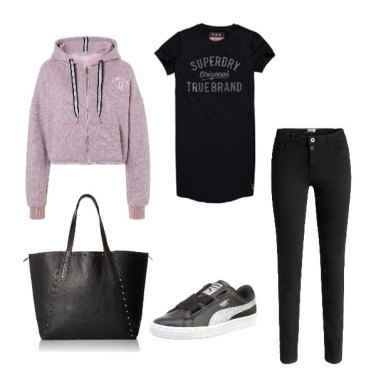 Outfit Urban #7042