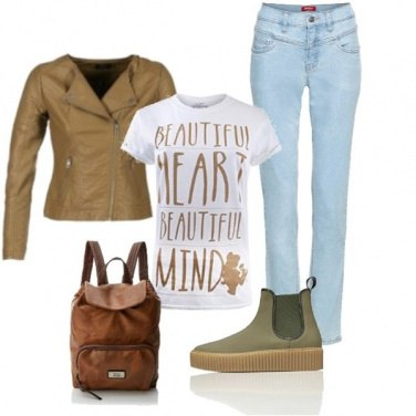 Outfit Beautiful heart