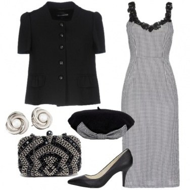 Outfit Mrs.Kennedy