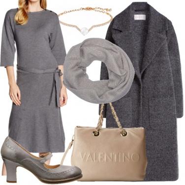 Outfit Colori tenui e raffinati
