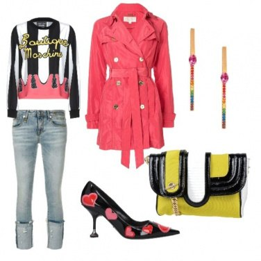 Outfit Urban #7047