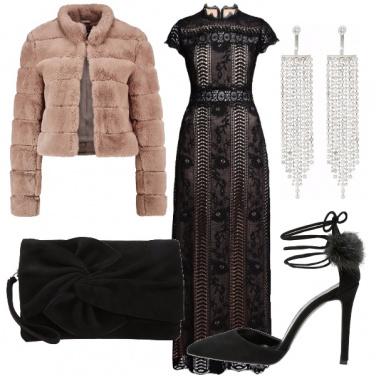 Outfit Eleganza decadente
