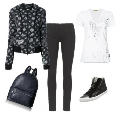 Outfit Urban skin