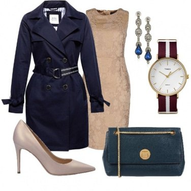 Outfit My trench