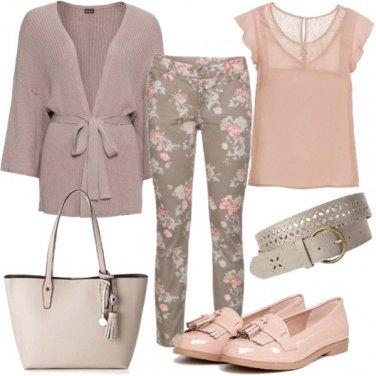 Outfit Romantica e comoda