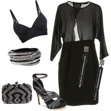 Outfit Sexy e scintillante!!!