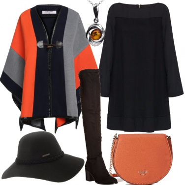 Outfit Nero ma non solo