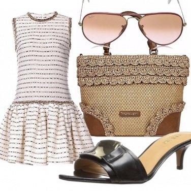 Outfit Borsa portatutto