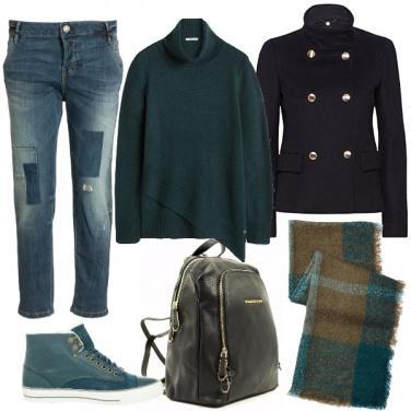 Outfit Tutti i giorni alla moda