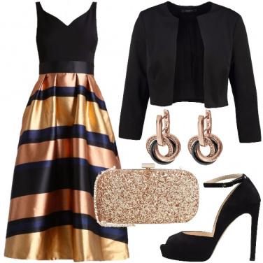 Outfit Splendida a capodanno
