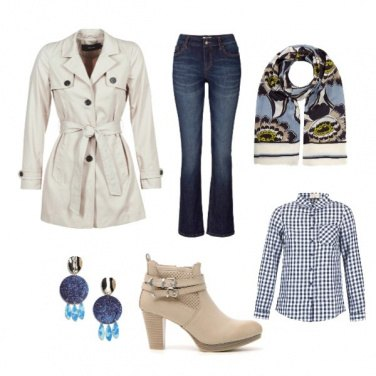 Outfit Urban #7075