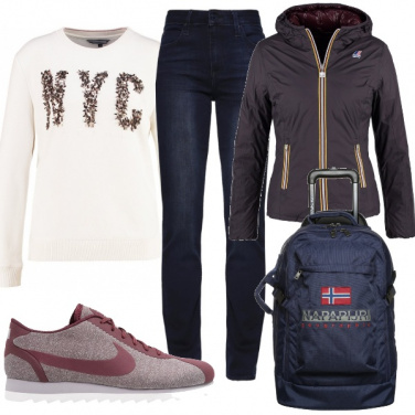 Outfit Capodanno a NY